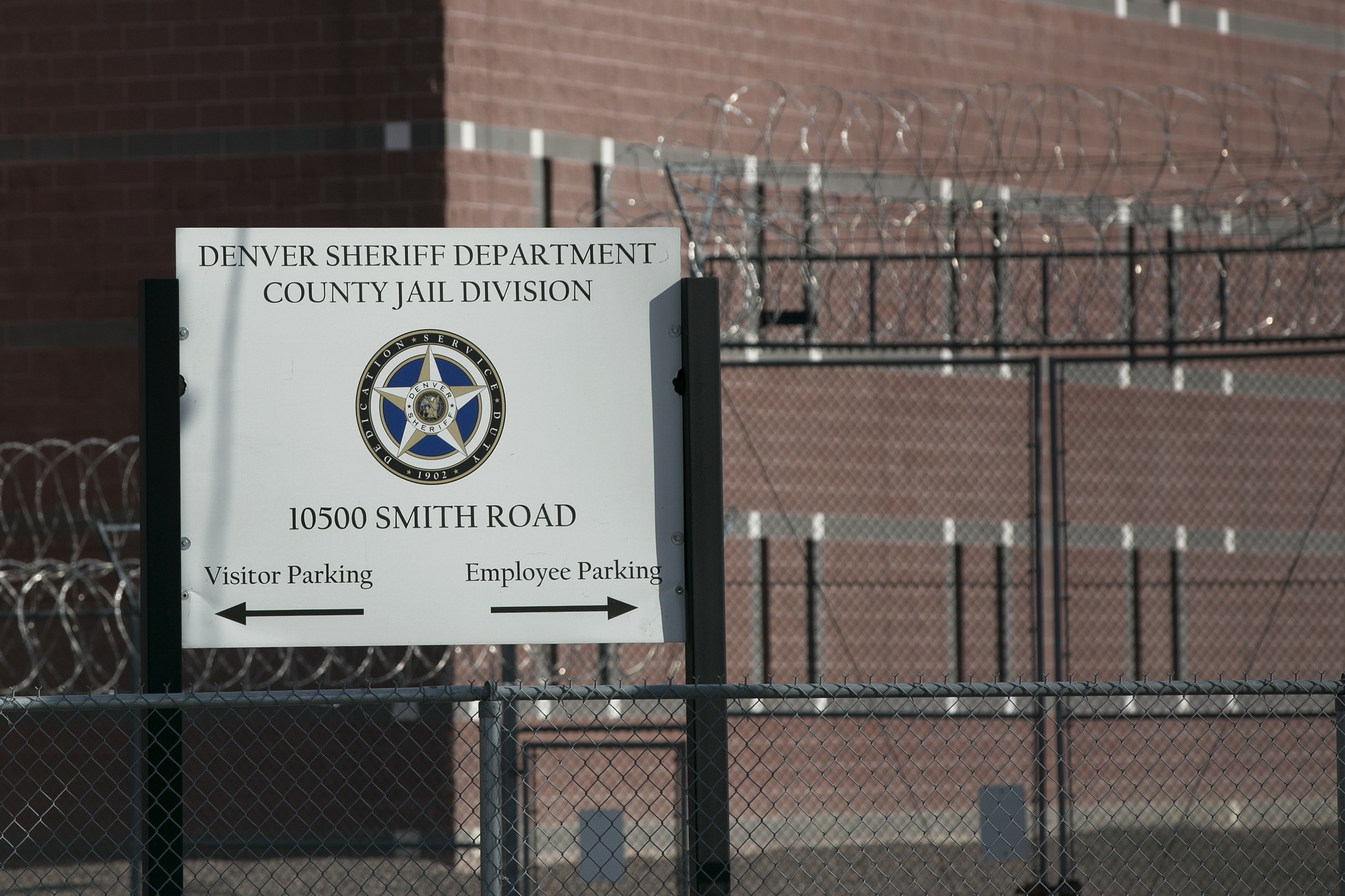 Photo: Denver County Jail 1
