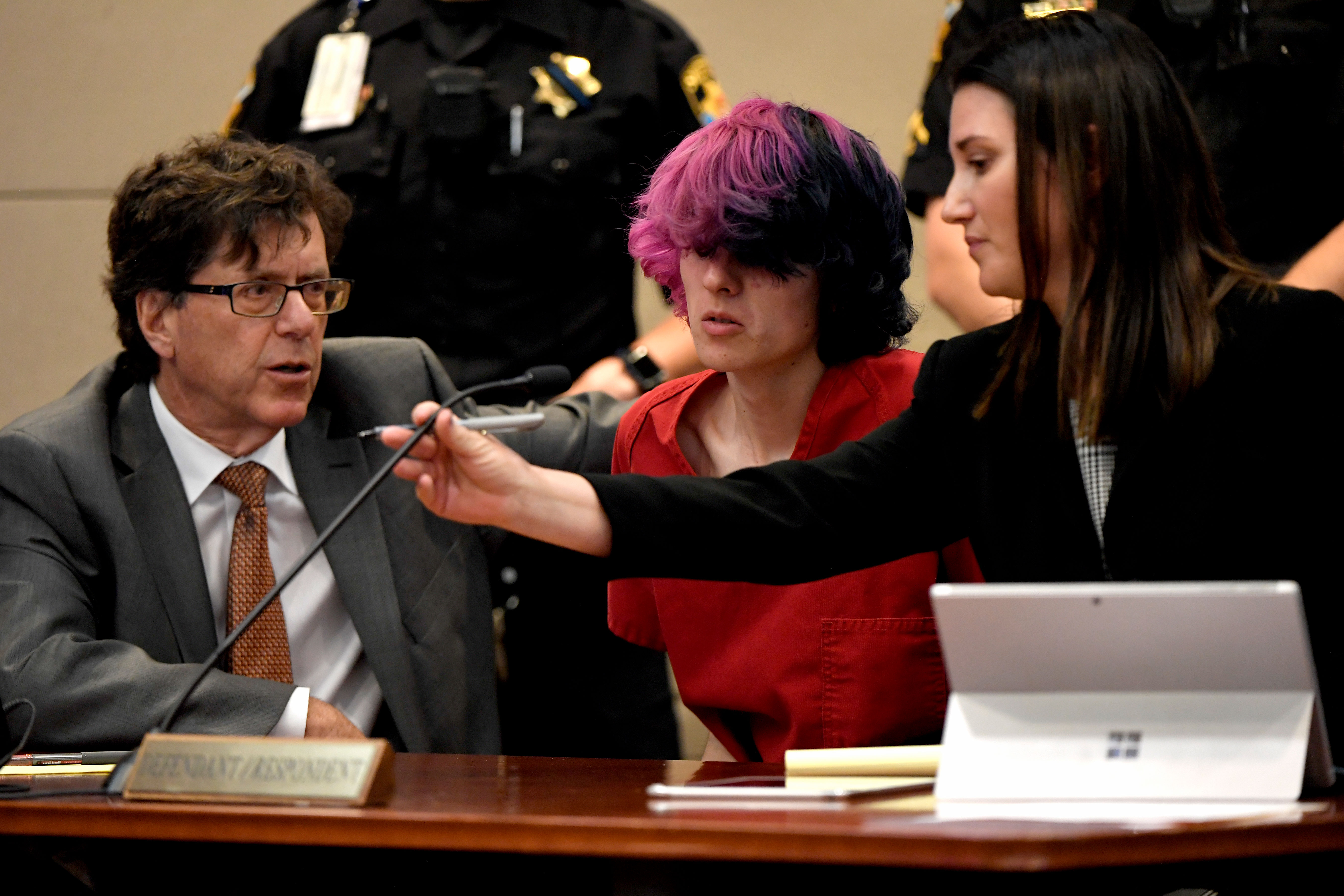 Photo: STEM School Shooting 9 | Devon Erickson 1st Court Appearence - AP