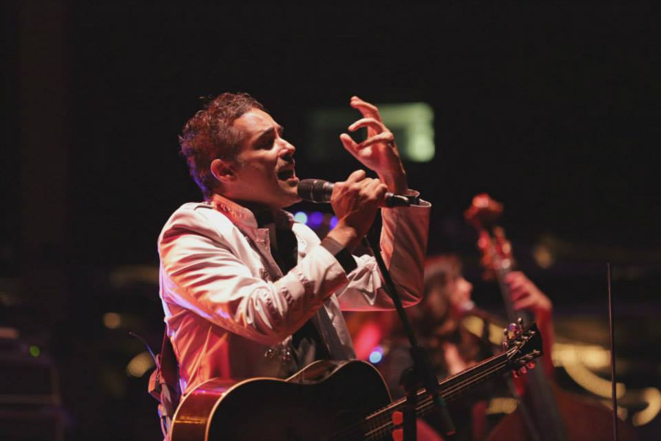 photo: DeVotchKa at Red Rocks