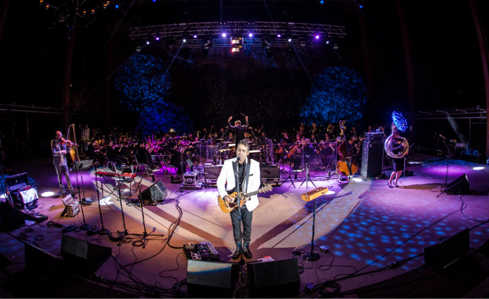 Photo: DeVotchKa with Colorado Symphony 2015