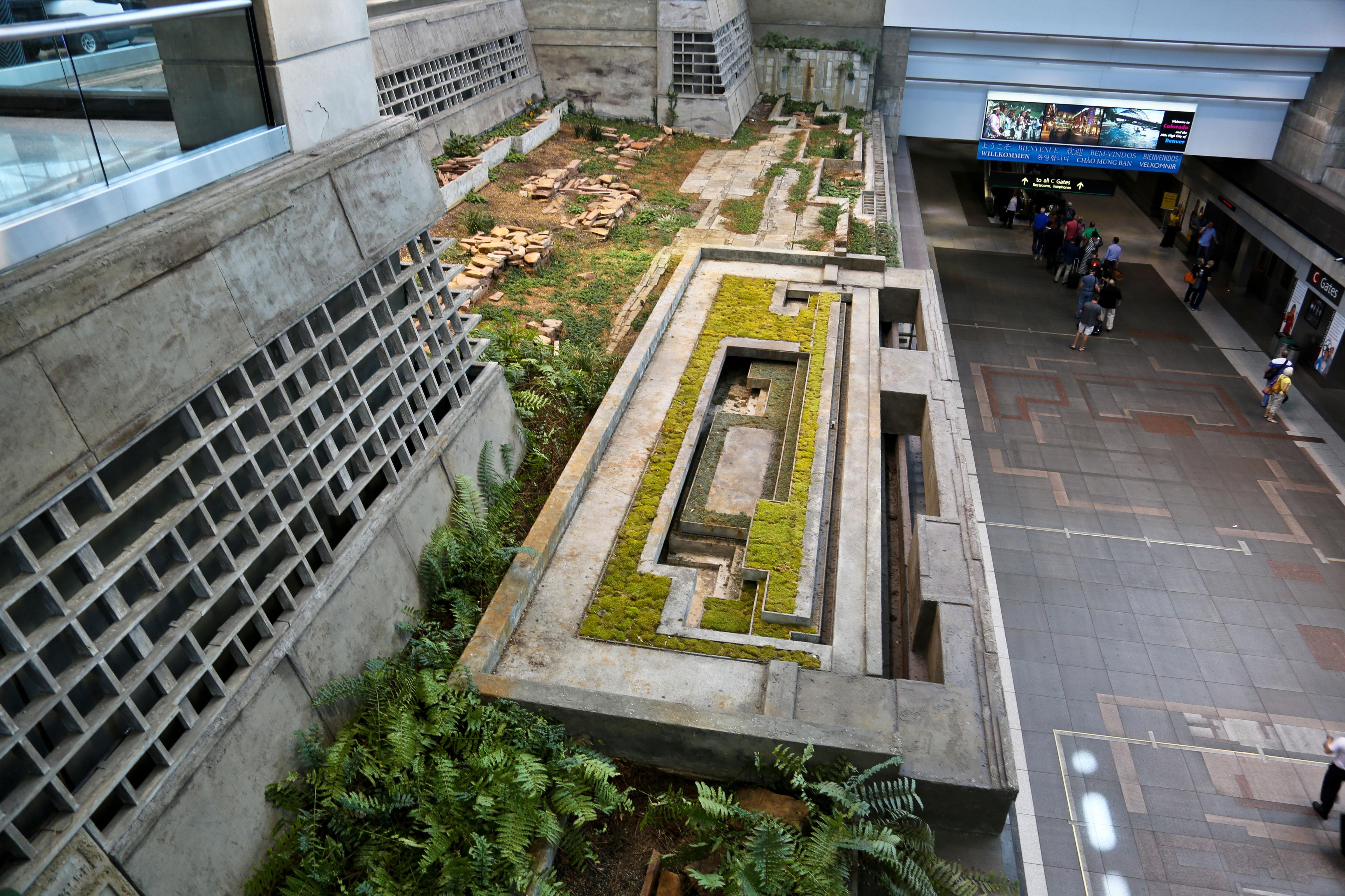 Photo: Public Art Maintenence Costs 3 | Interior Garden DIA - Courtesy