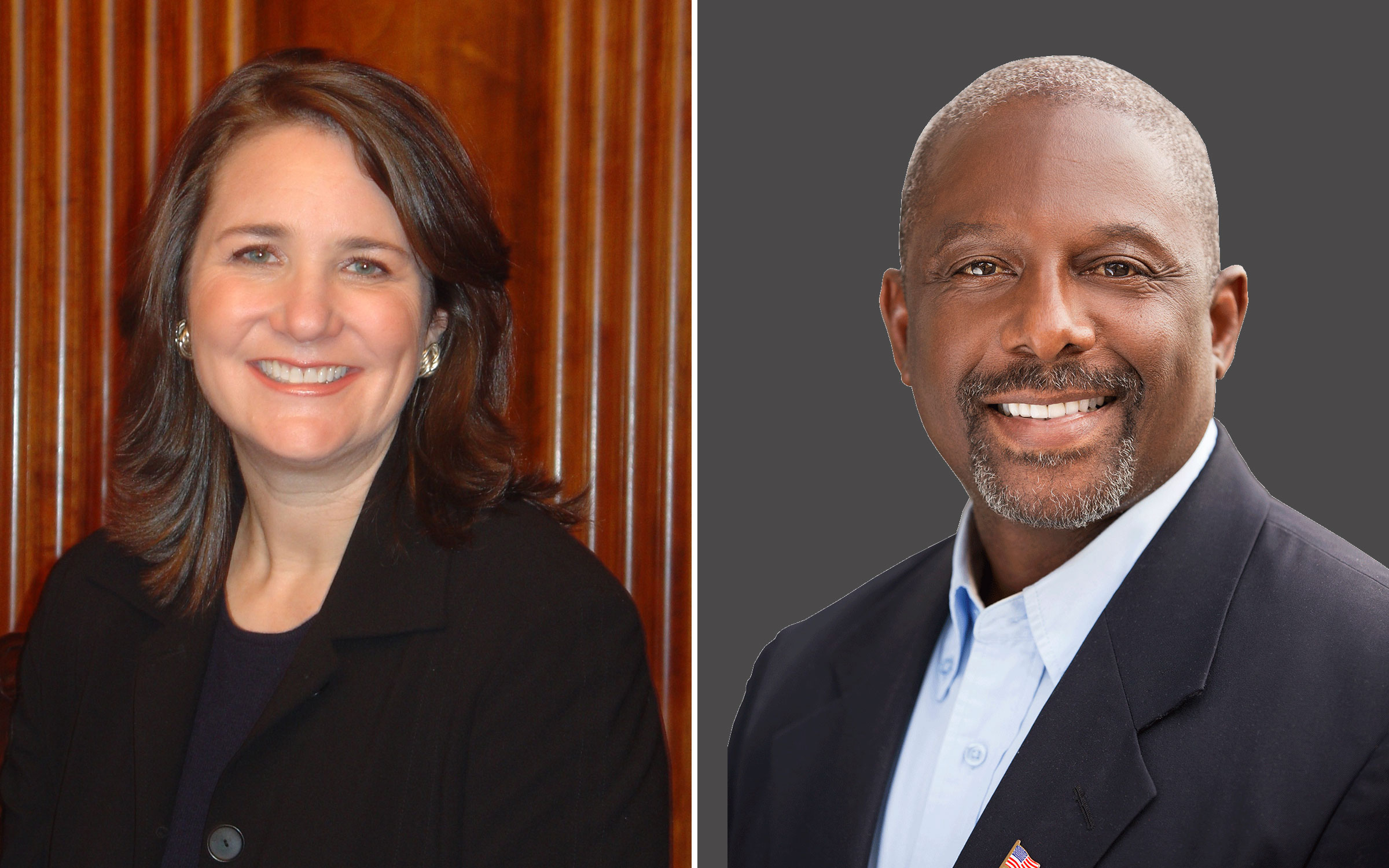 Photo: Dianna Degette and Casper Stockham