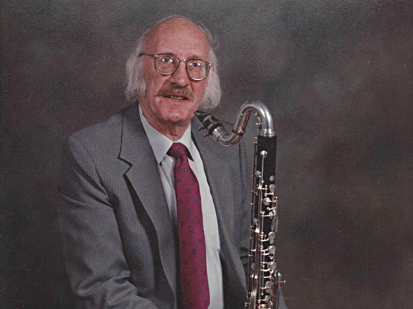 Colorado clarinetist Don Ambler, 1928-2013