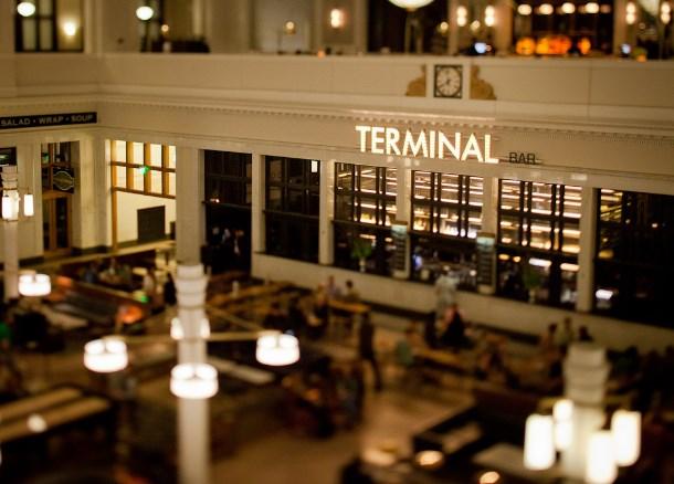 Photo: Doors Open Denver, Union Station, Terminal Bar