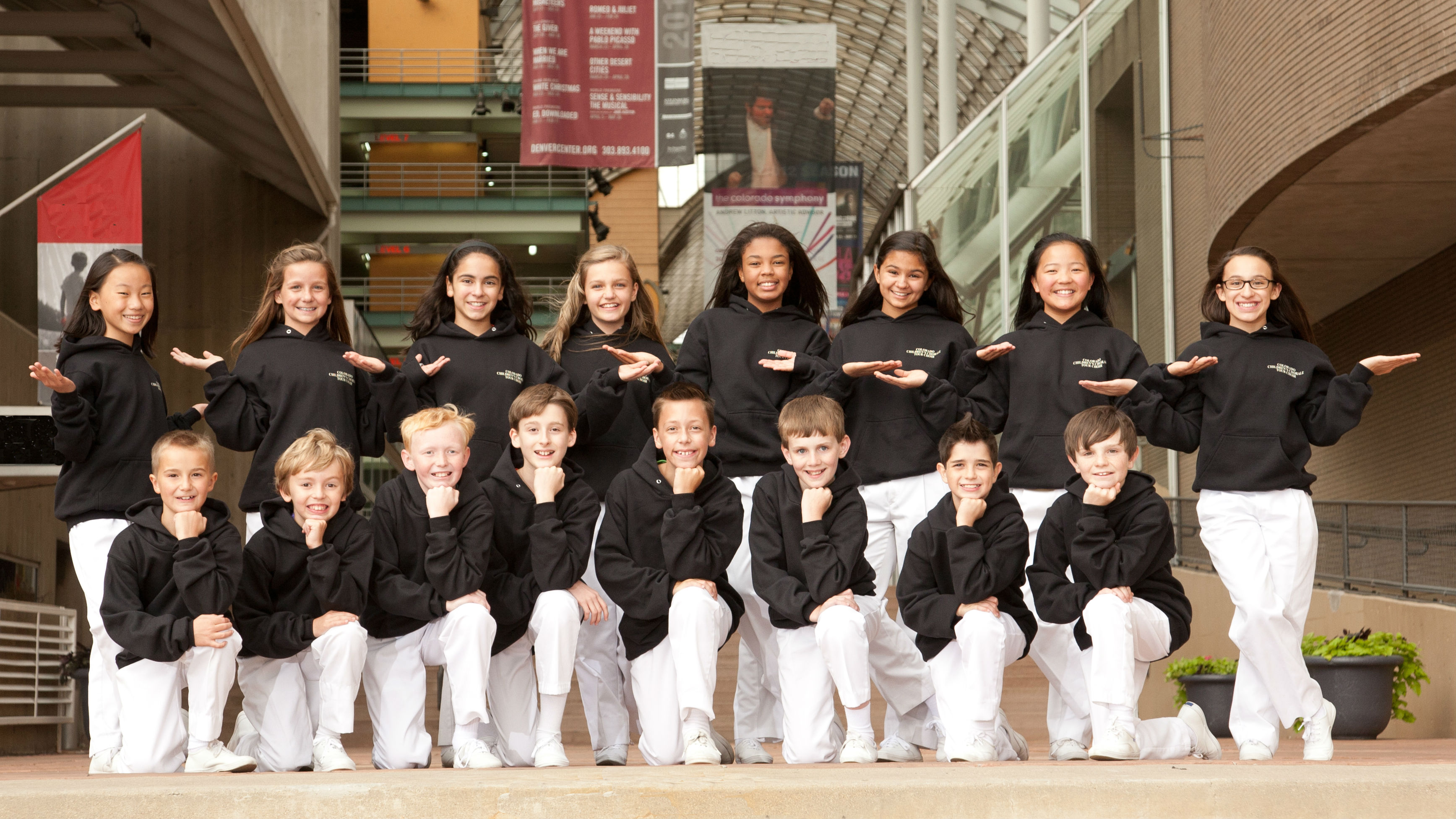 Photo: Colorado Children's Chorale
