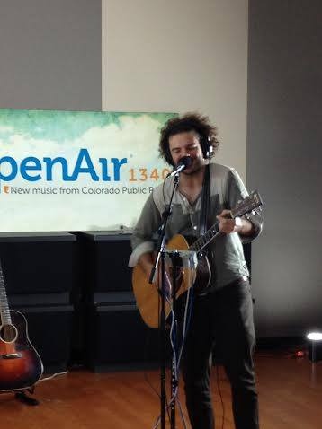 photo: Rob Drabkin returns to OpenAir