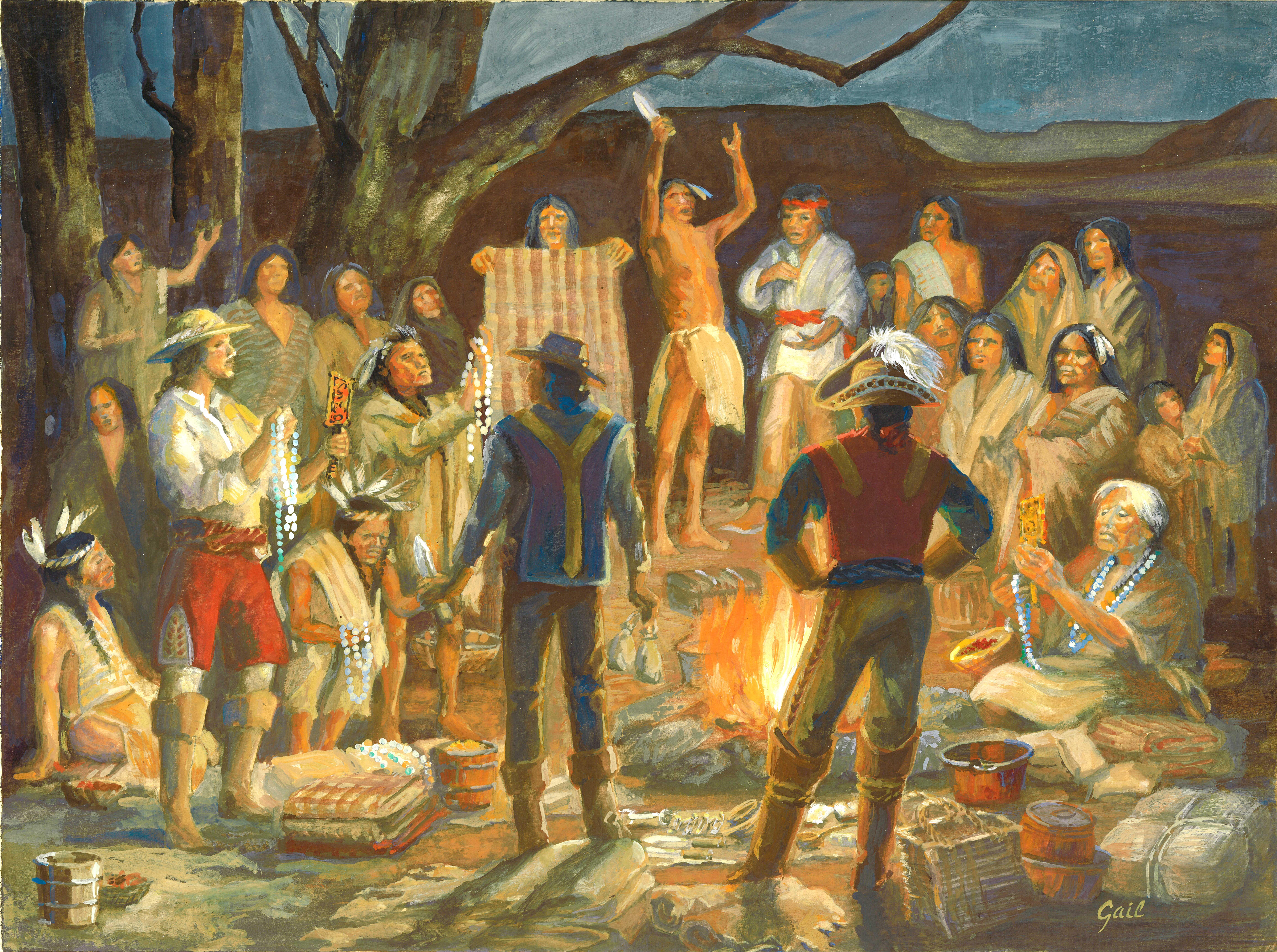 Juan Rivera's travels