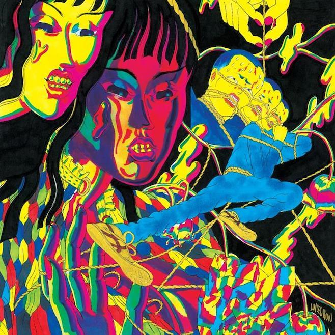 photo: Thee Oh Sees 'Drop' album