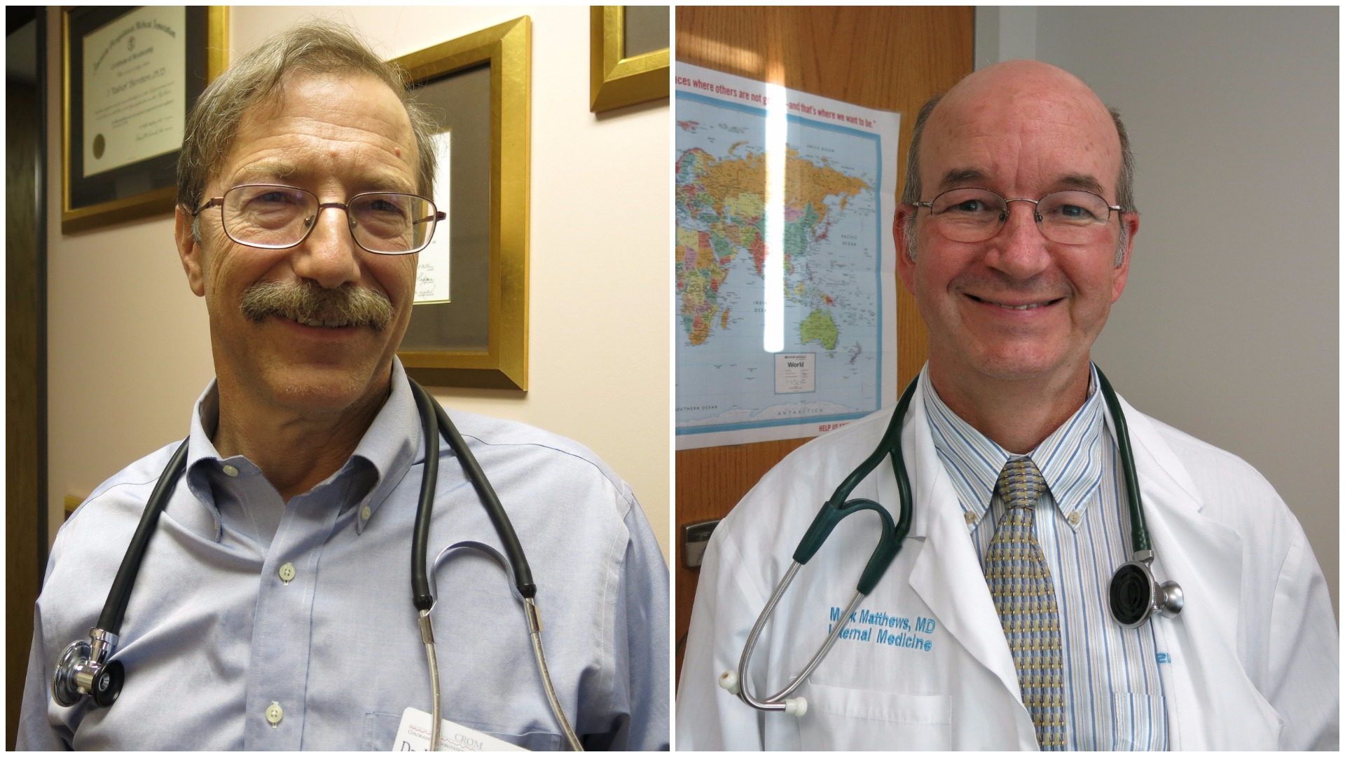 Photo: Two Doctors On ColoradoCare