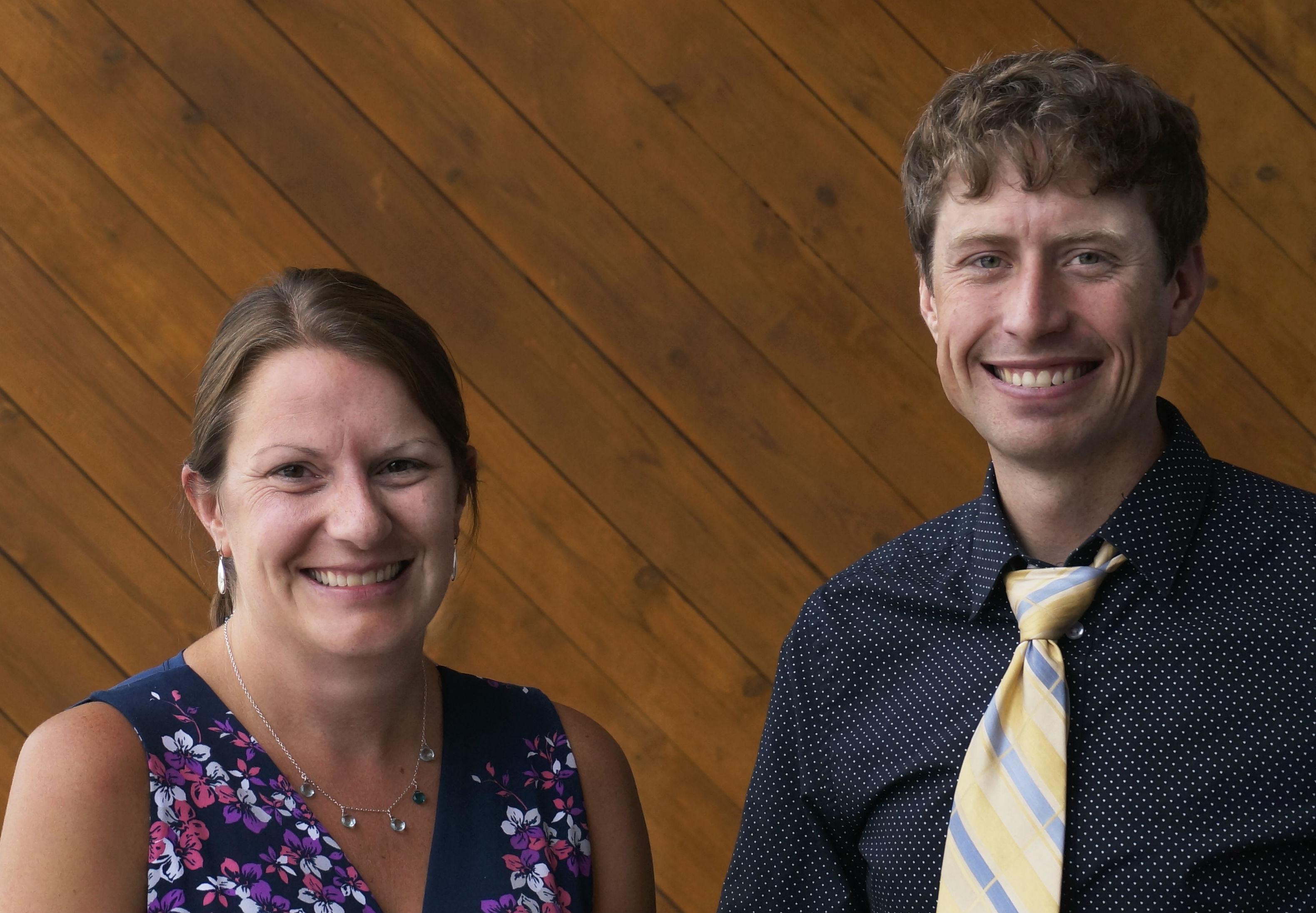 Photo: Colorado educators teaching 9-11 curriculum