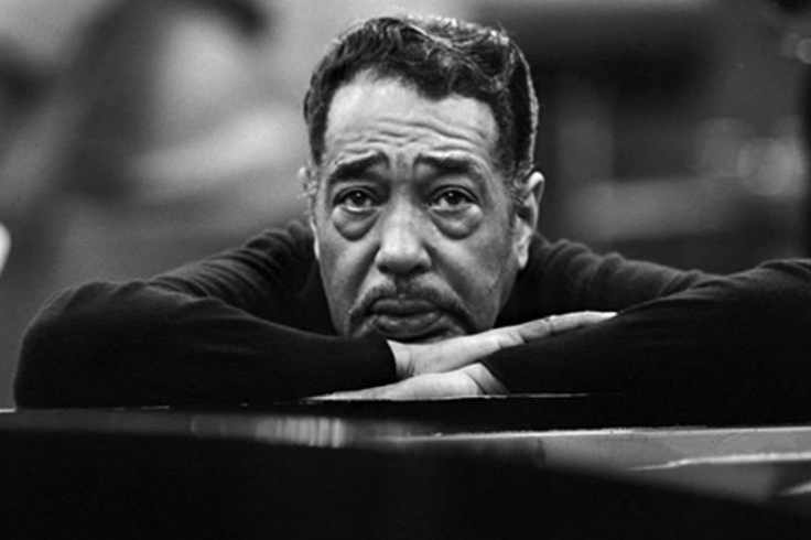 Photo: Duke Ellington publicity shot