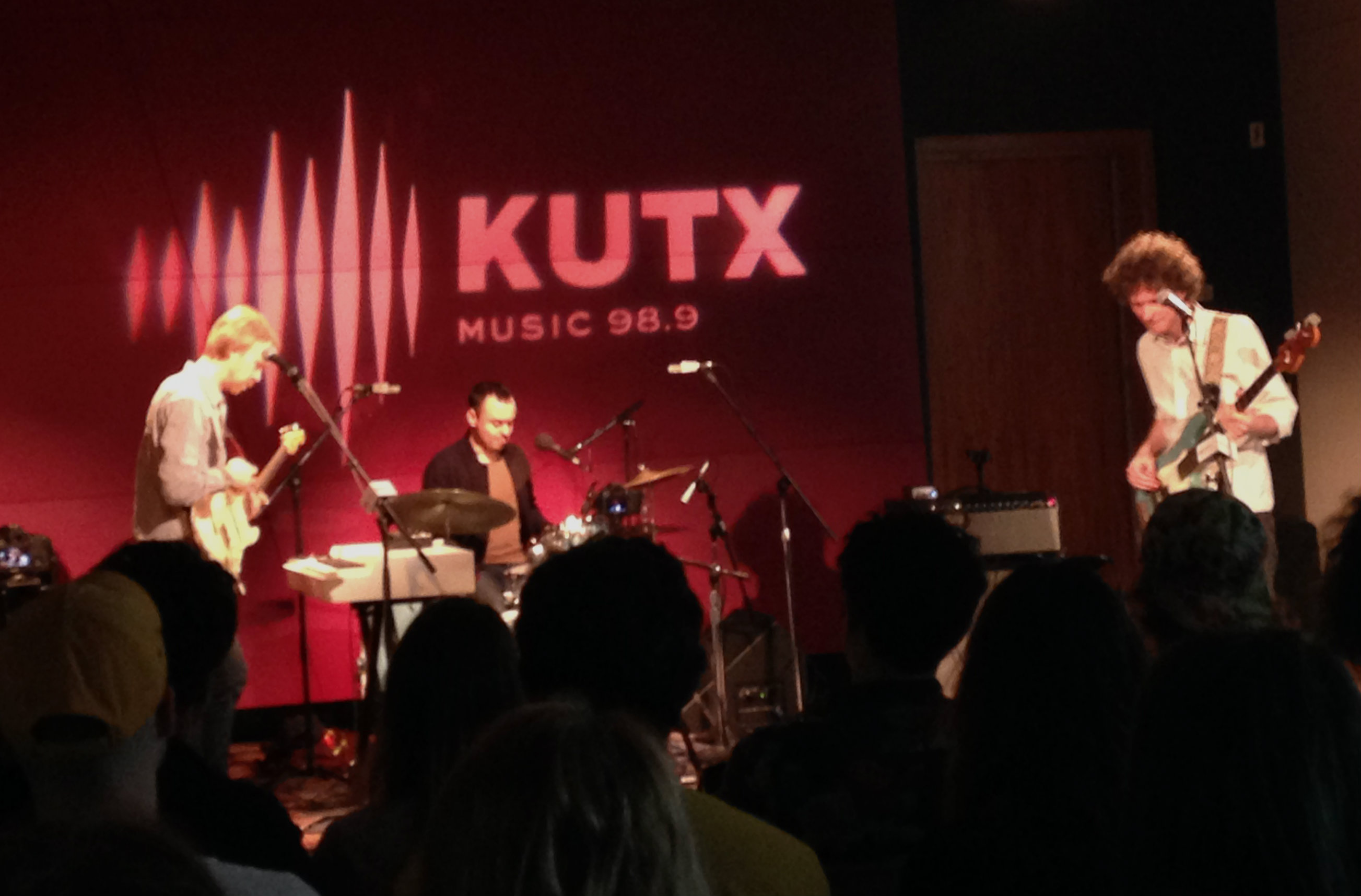 Photo: Dungen at KUTX