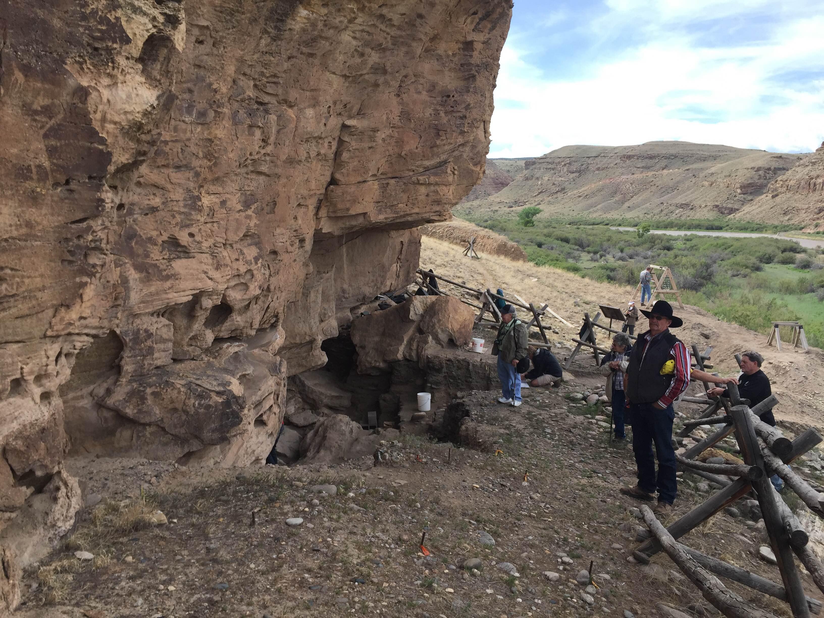 Eagle Rock Shelter Colorado History