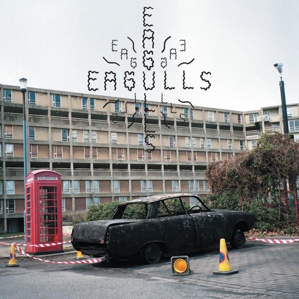 photo: Eagulls album cover