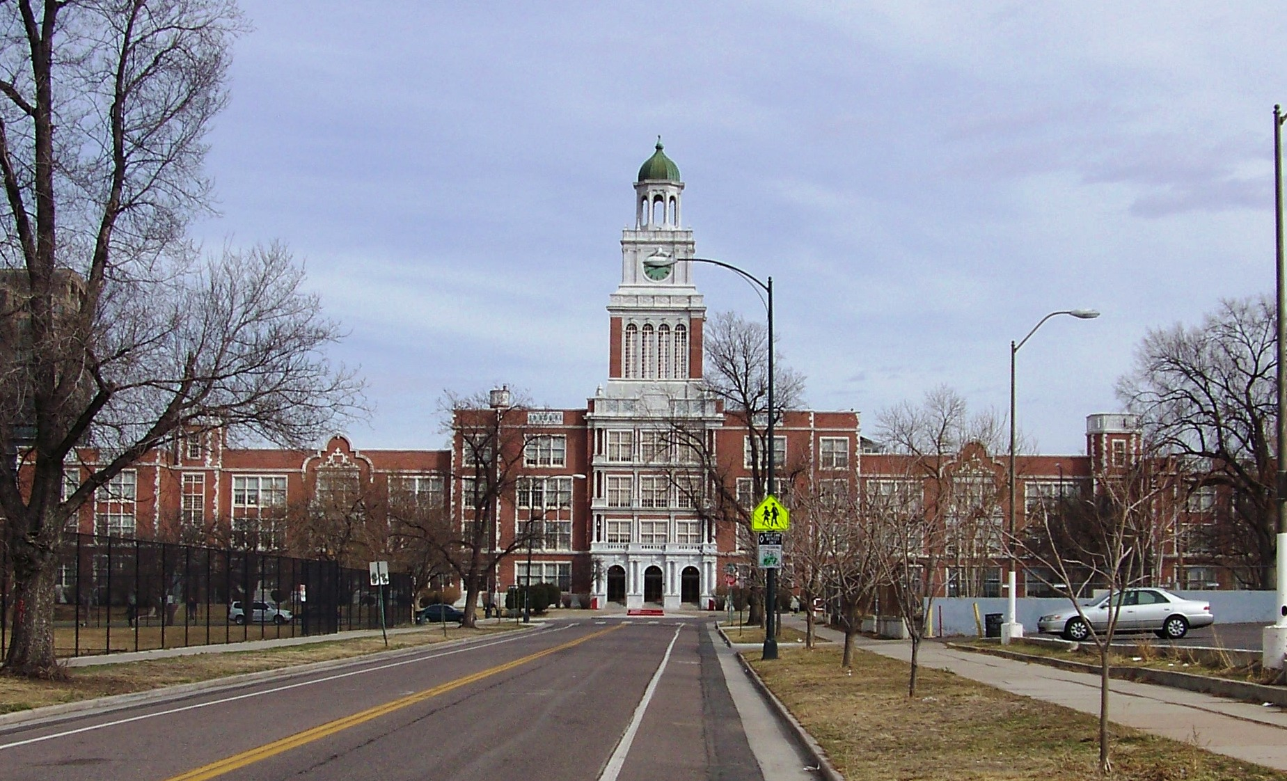 Photo: Denver East High School
