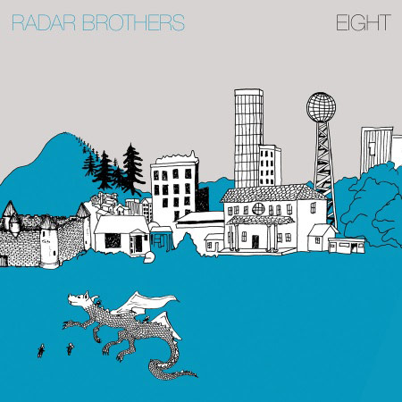 Photo: Radar Brothers album cover