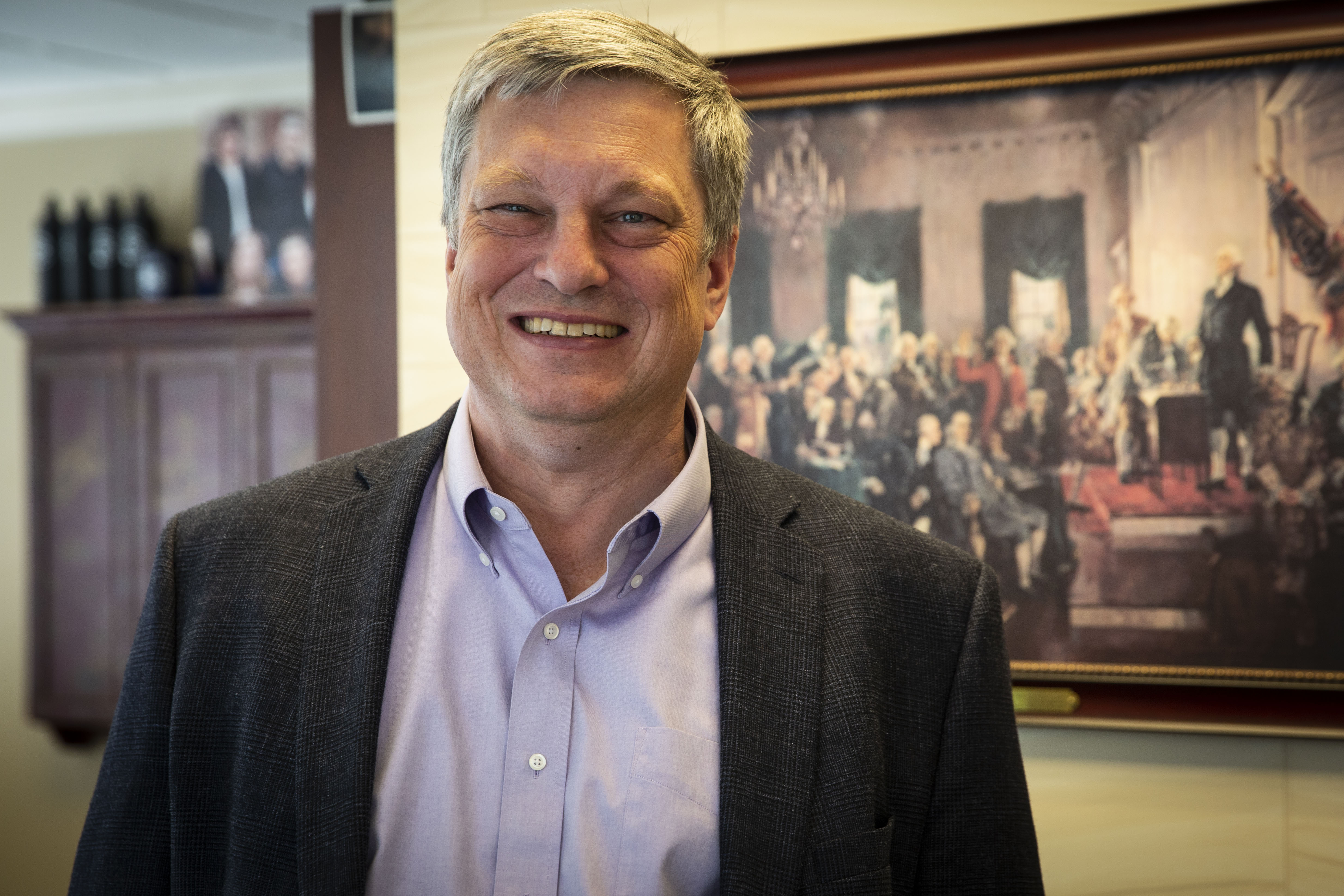 Photo: Secretary of State Wayne Williams Oct 2018 | Minor