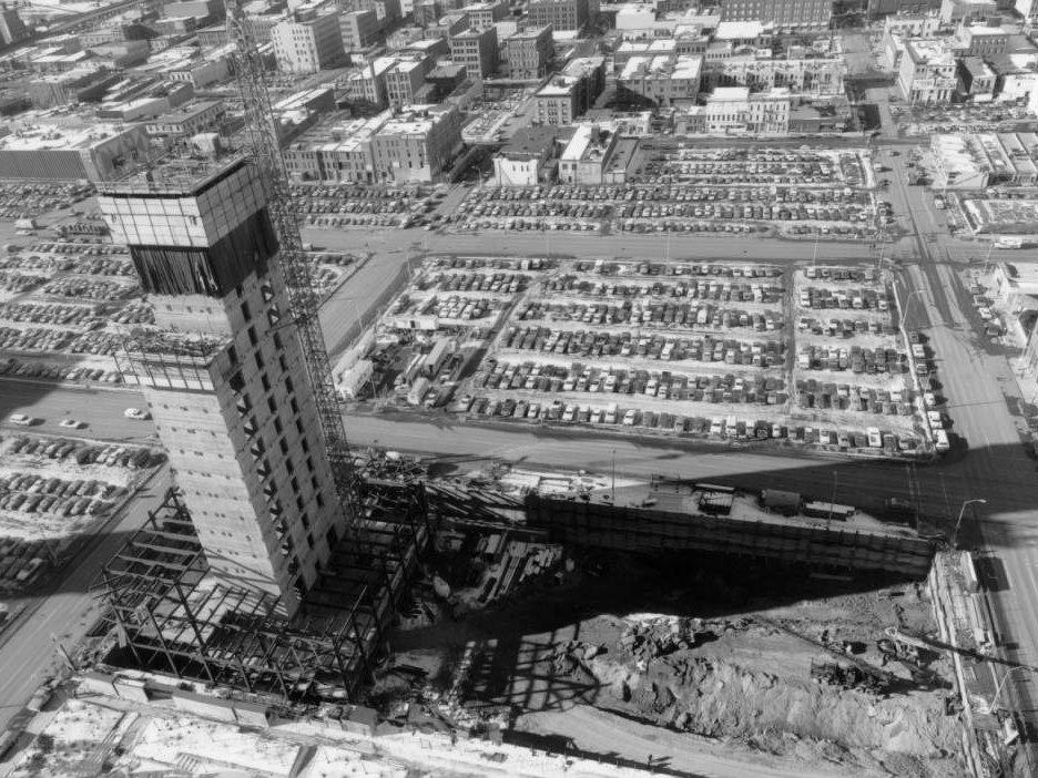 Energy Plaza, Denver, 1979