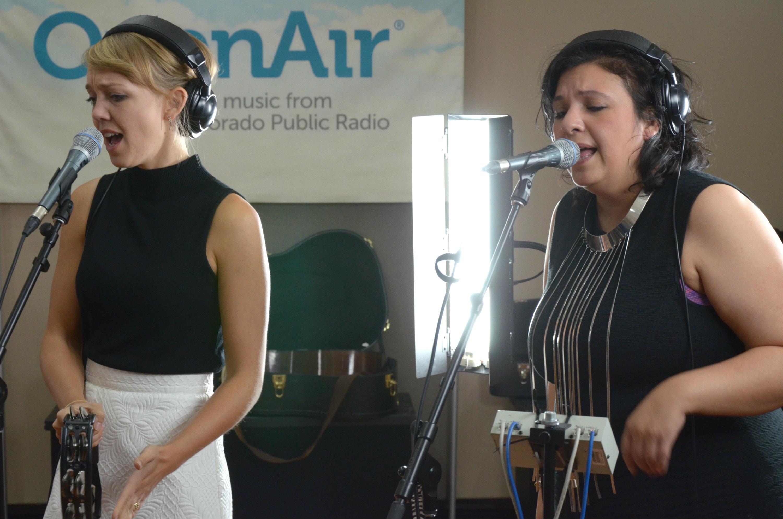 Photo: The Eagle Rock Gospel Singers Perform At OpenAir