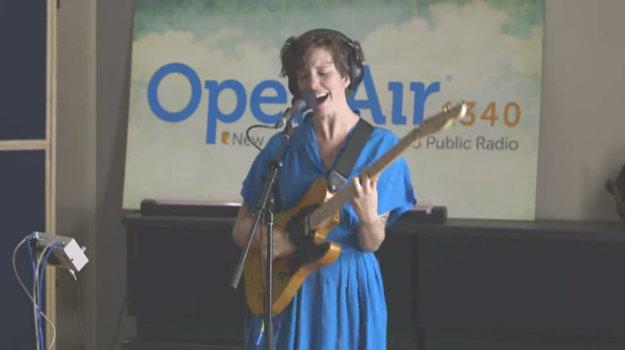 Photo: Esme Patterson at OpenAir