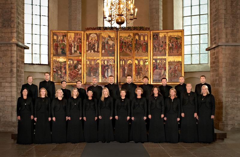 Photo: Estonian Philharmonic Chamber Choir