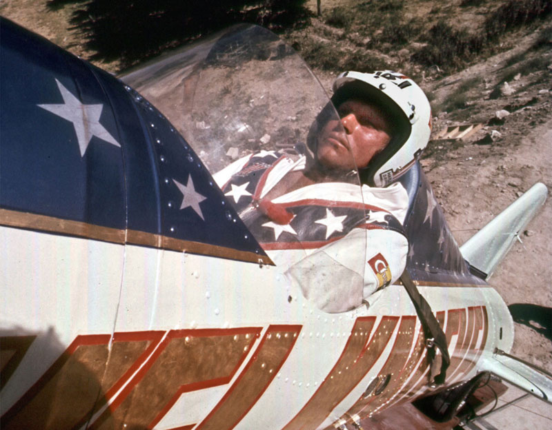 Photo: Being Evel