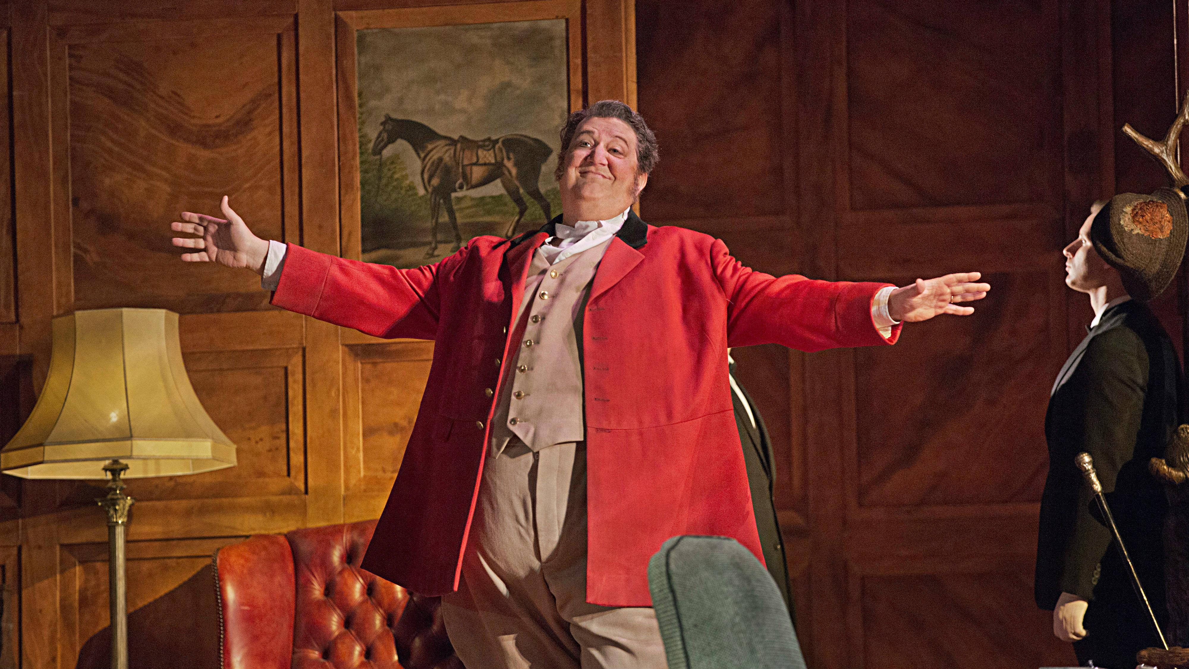 Met Opera Image: Falstaff