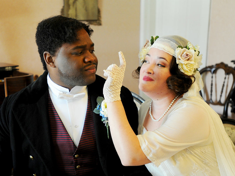 Photo: Marriage of Figaro Central City 2014