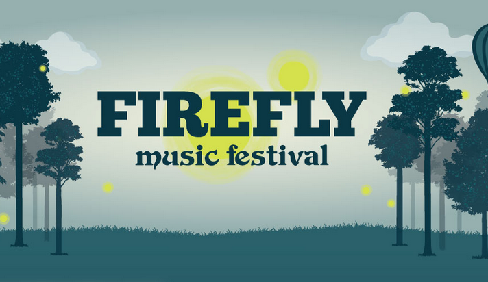Photo: Firefly Music Festival logo