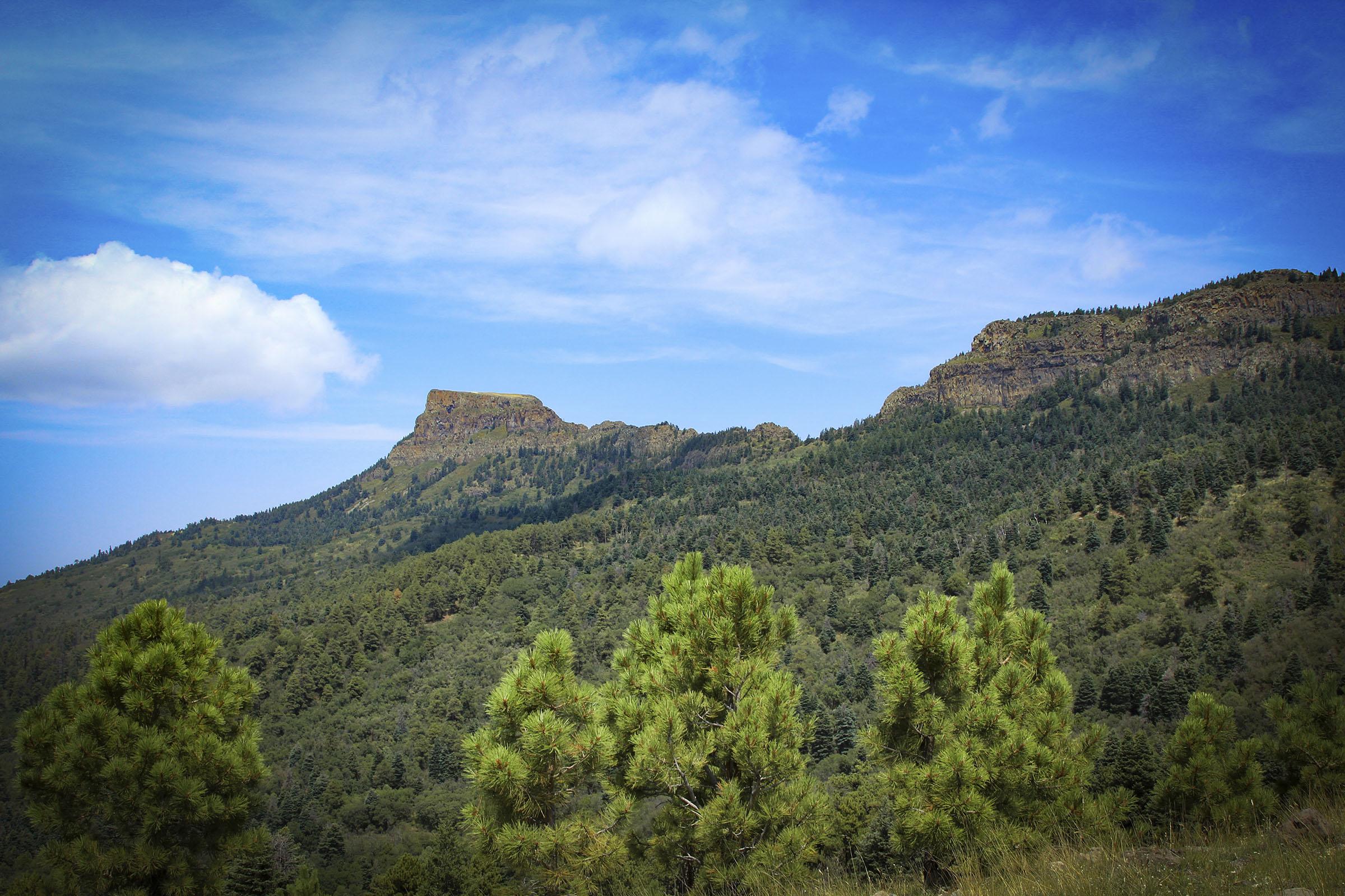 Photo: Fisher's Peak outside of Trinidad, Colorado (Courtesy)