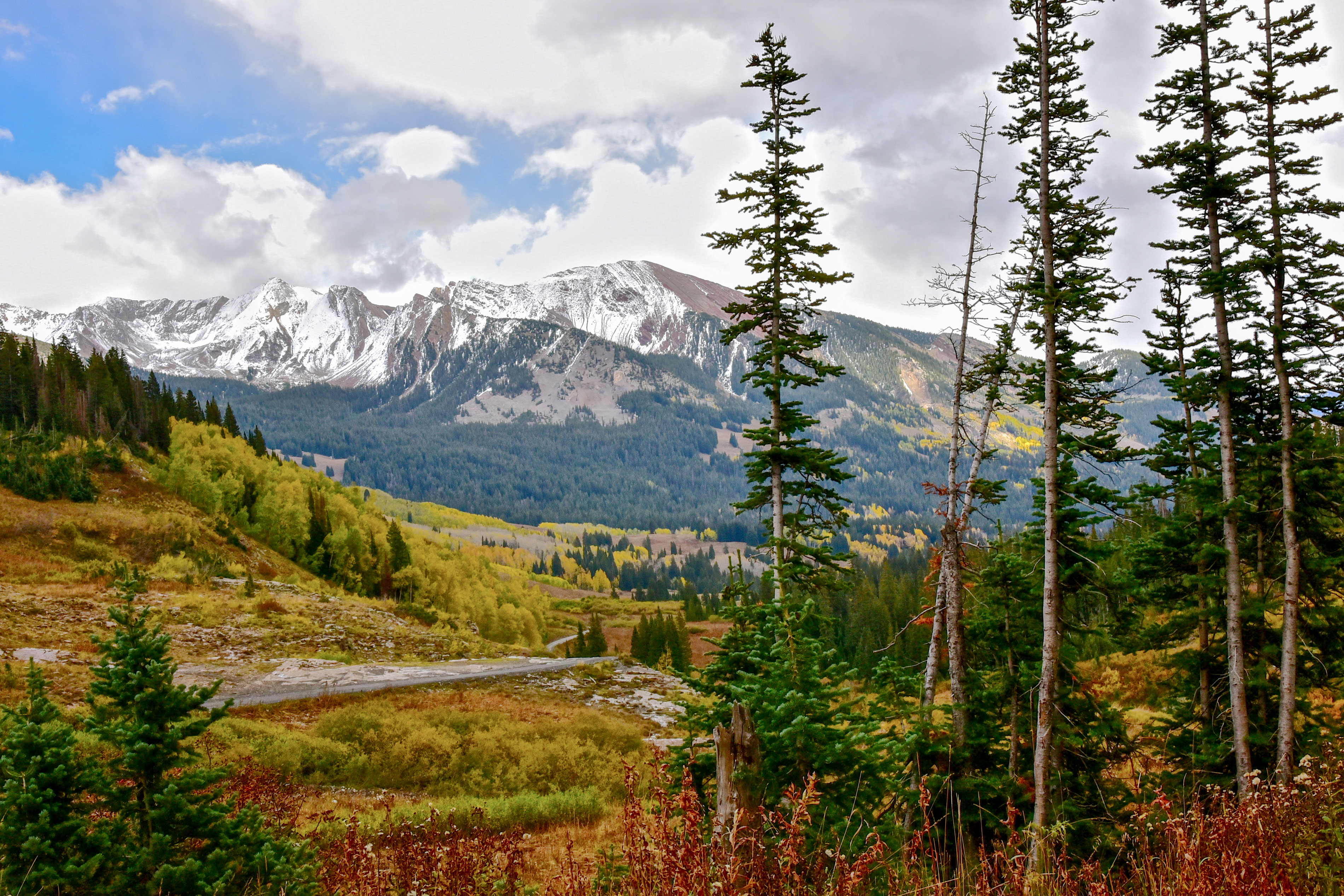 Photo: September Snow Dusting | Crested Butte - Flickr/CC