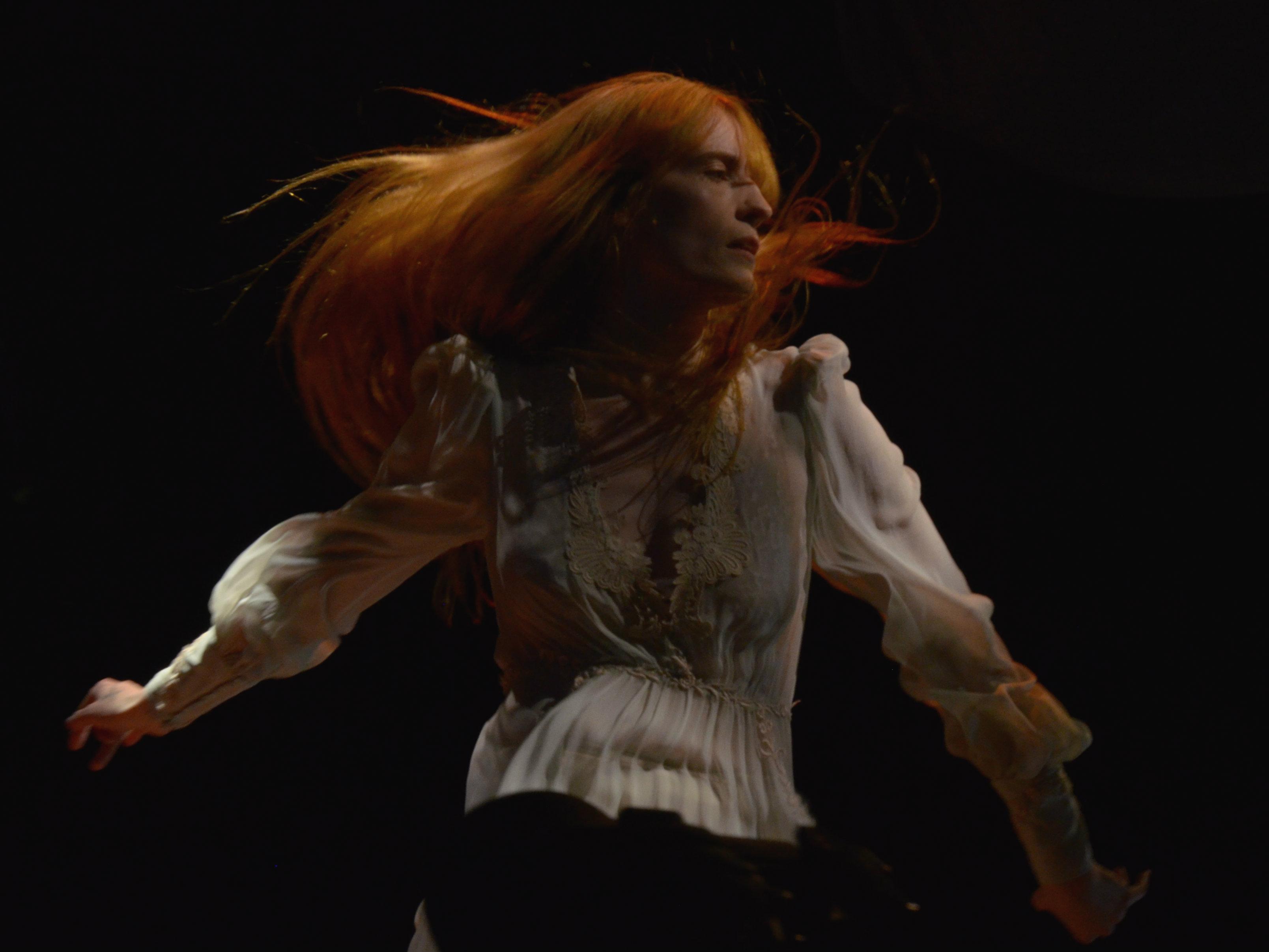 Photo: Grandoozy 2018 Florence + The Machine 1