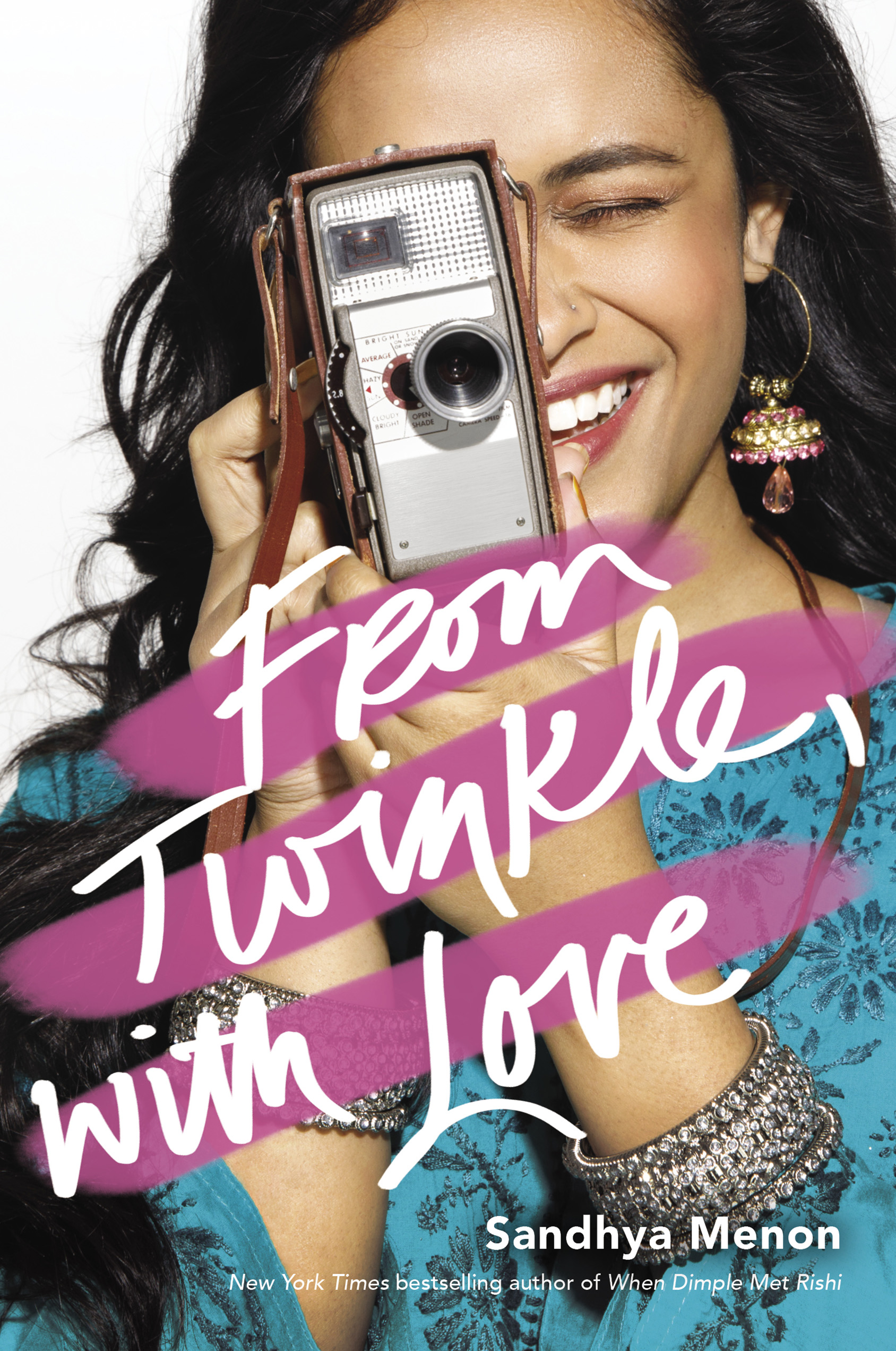 Photo: Book Cover From Twinkle With Love Sandhya Menon