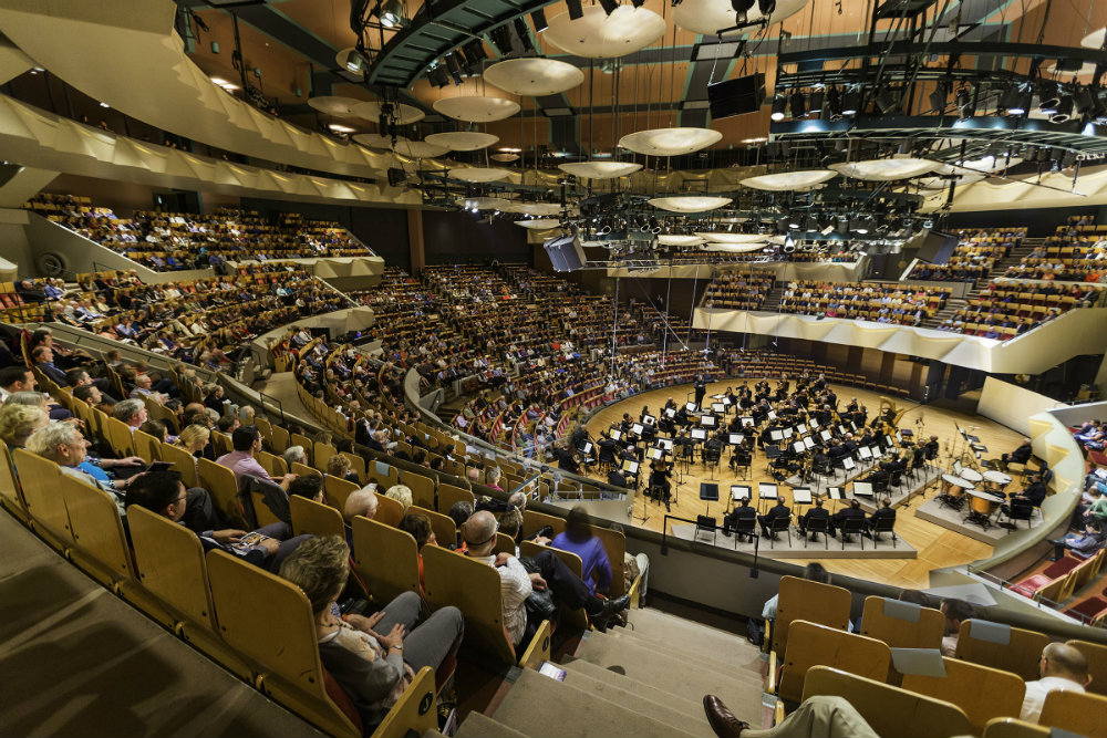 Photo: Boettcher Concert Hall Colorado Symphony