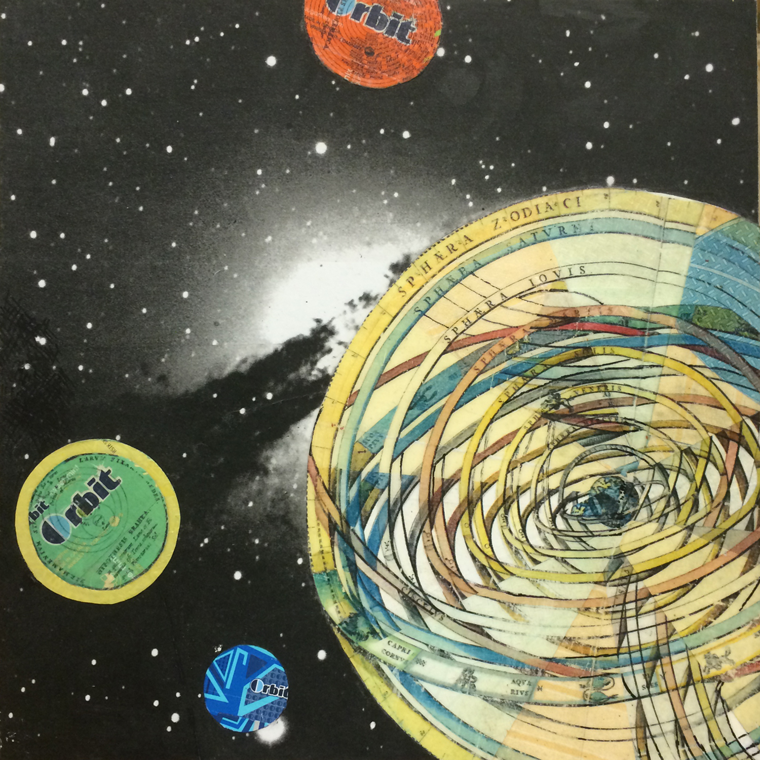 Photo: Galactic Stories Collage