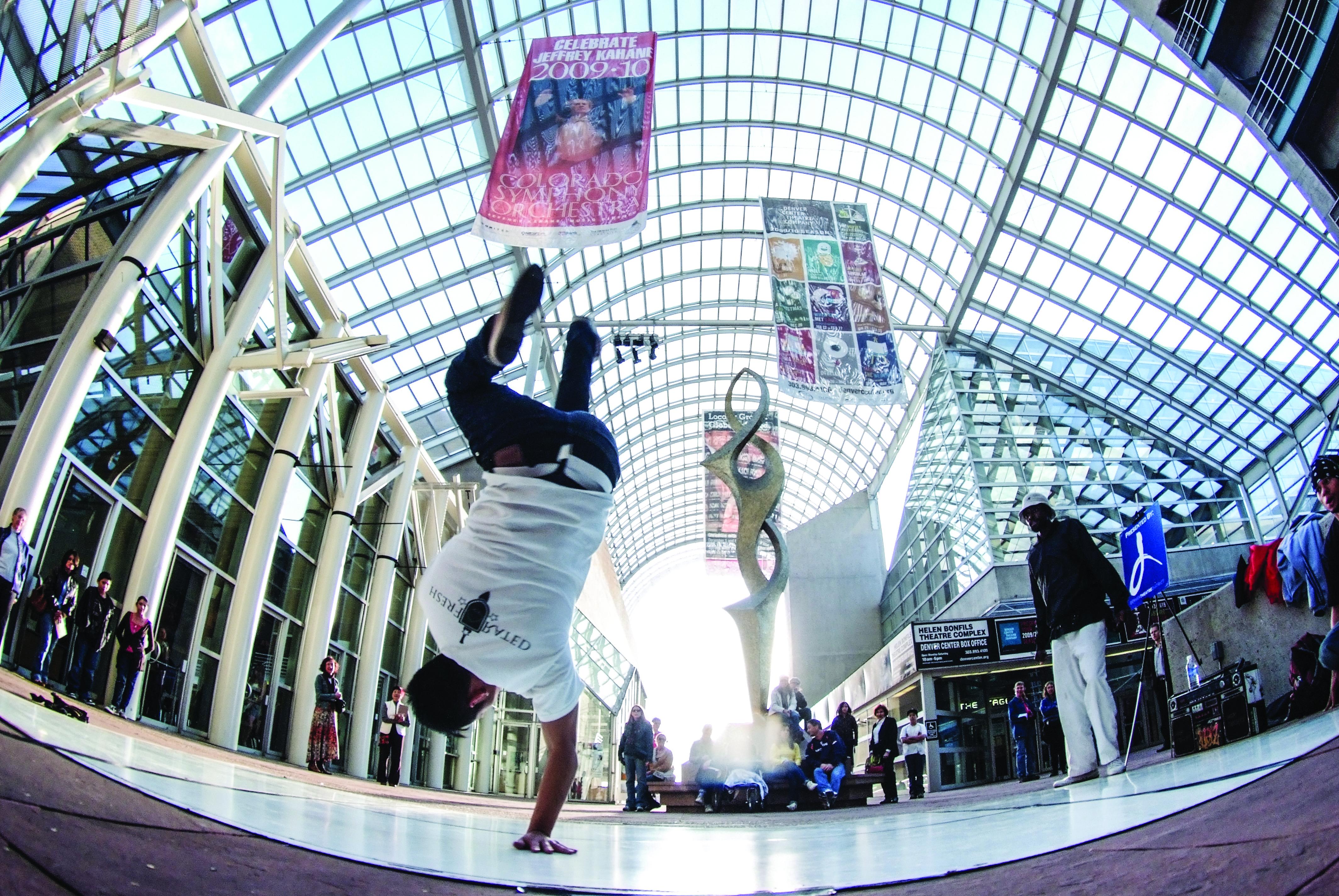 PHOTO: culture Plan GalleriaDancer