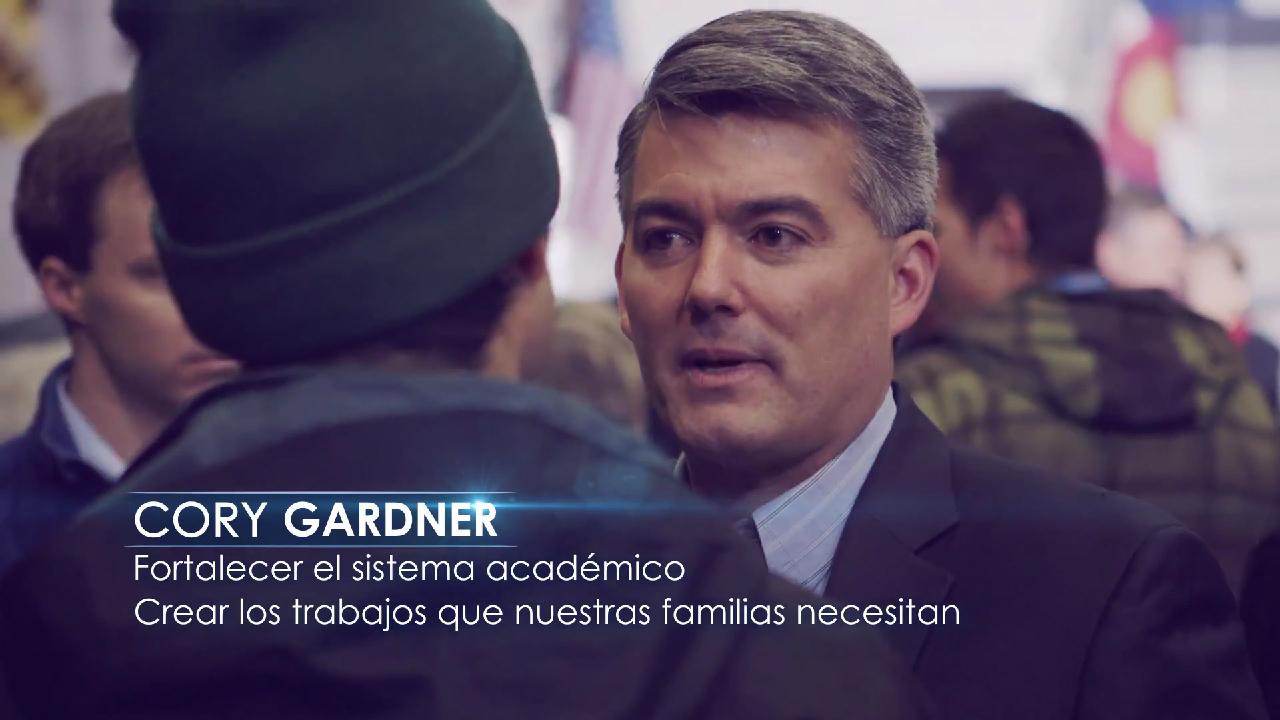 Photo: Gardner Spanish-language ad
