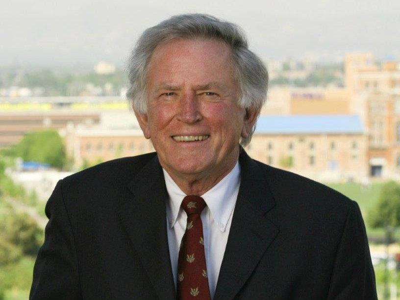Photo: Senator Gary Hart