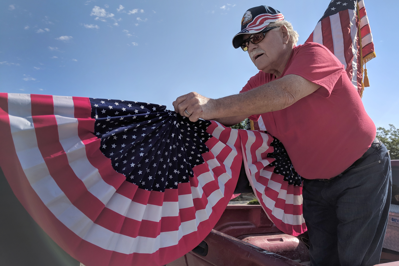 Photo: Mesa County Republicans And Immigration 1   Bob Erbisch