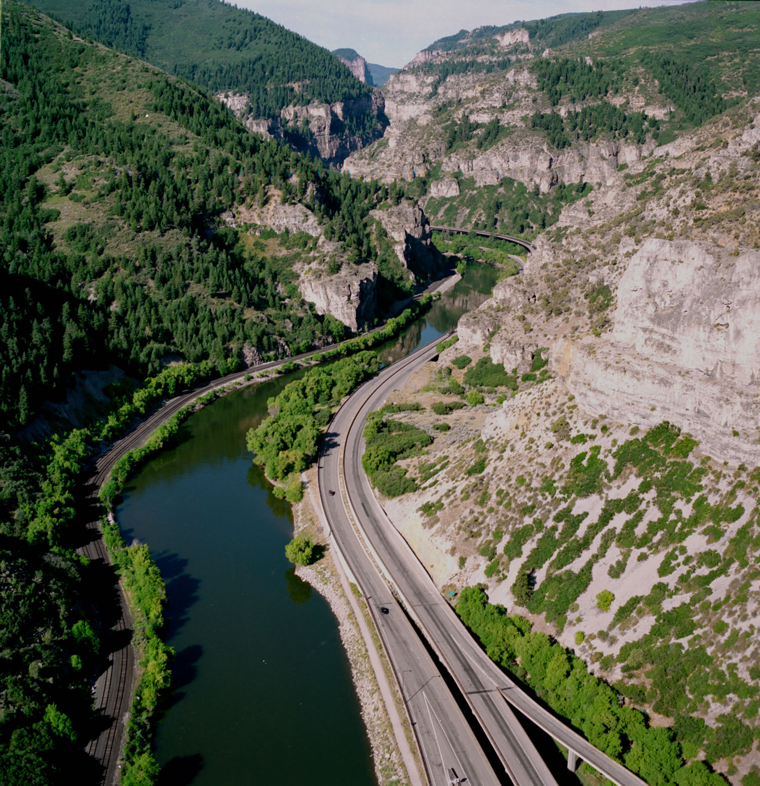 Photo: Glenwood Canyon (CDOT)