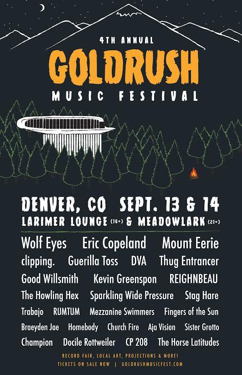 photo: Goldrush Music Fest logo