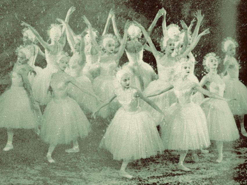 Photo: Nutcracker NYC Ballet