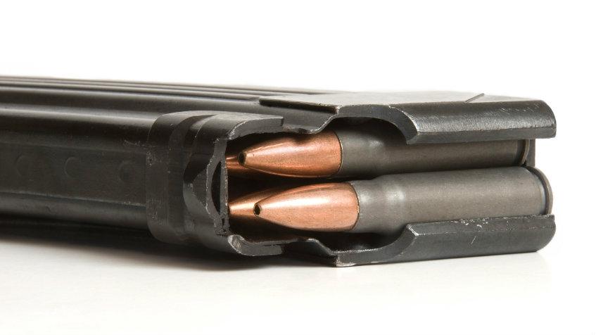 Photo: Gun ammo (iStock)