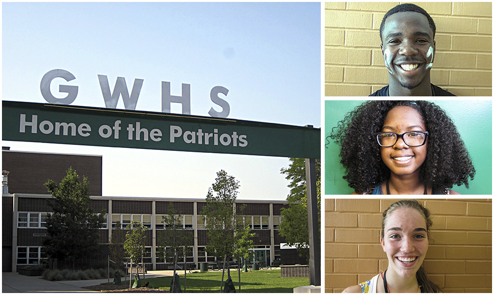 Photo: George Washington High School collage (Staff)