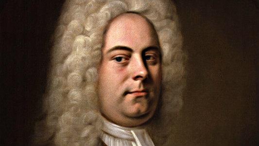 Image: George Frideric Handel
