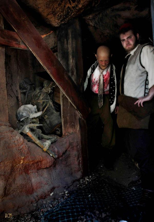 Photo: Haunted Mines