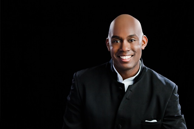 Photo: Conductor Joseph Young