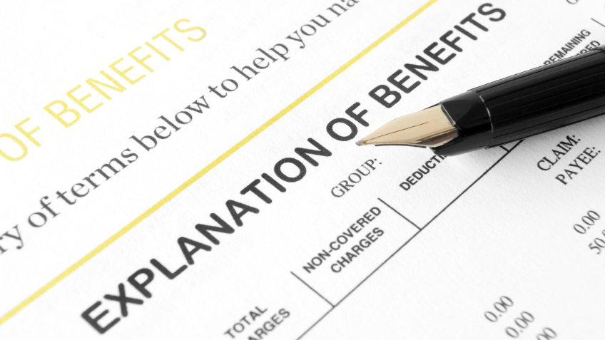 Photo: Health Insurance Benefits (iStock)