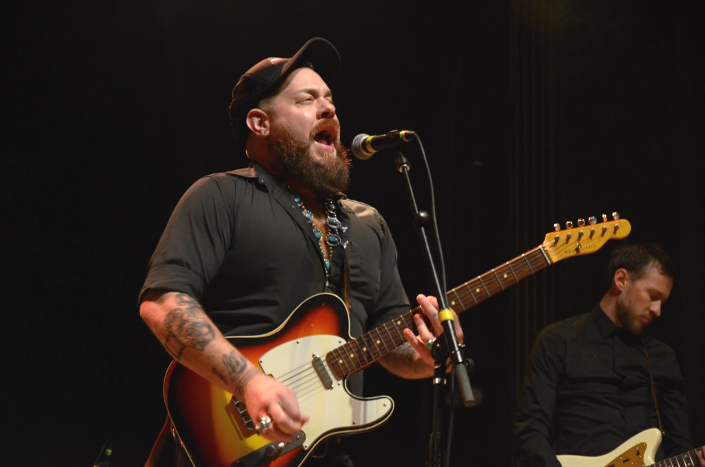 Photo: Colorado Up! Concert Nathaniel Rateliff 1