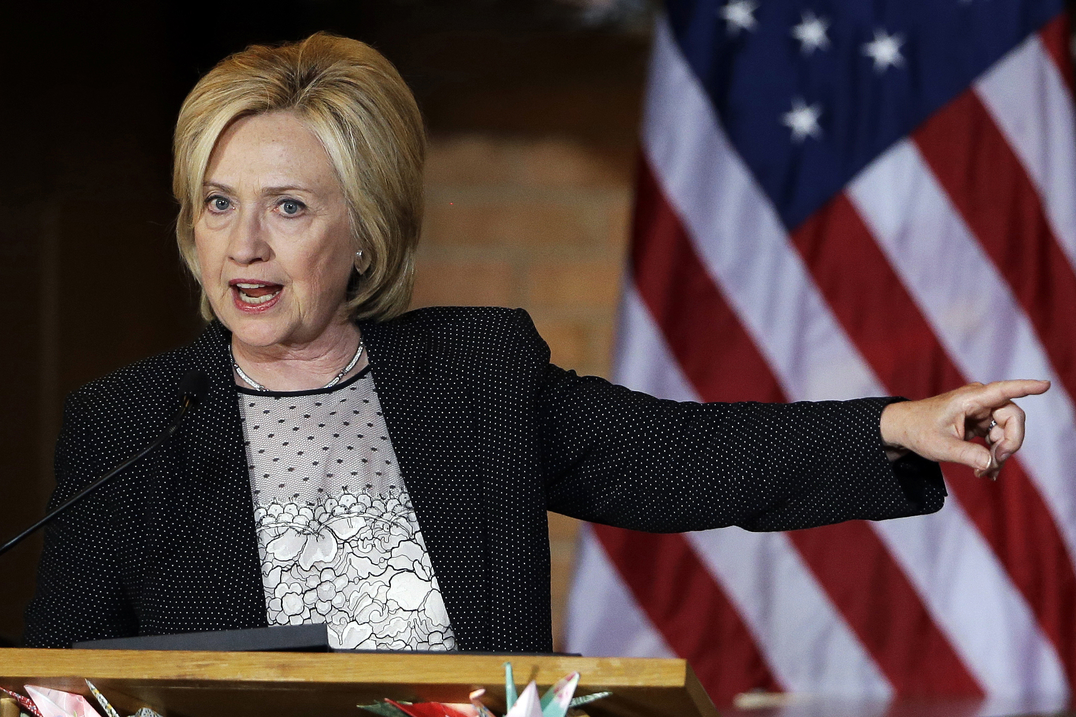 Photo: Hillary Clinton (AP Photo/File)
